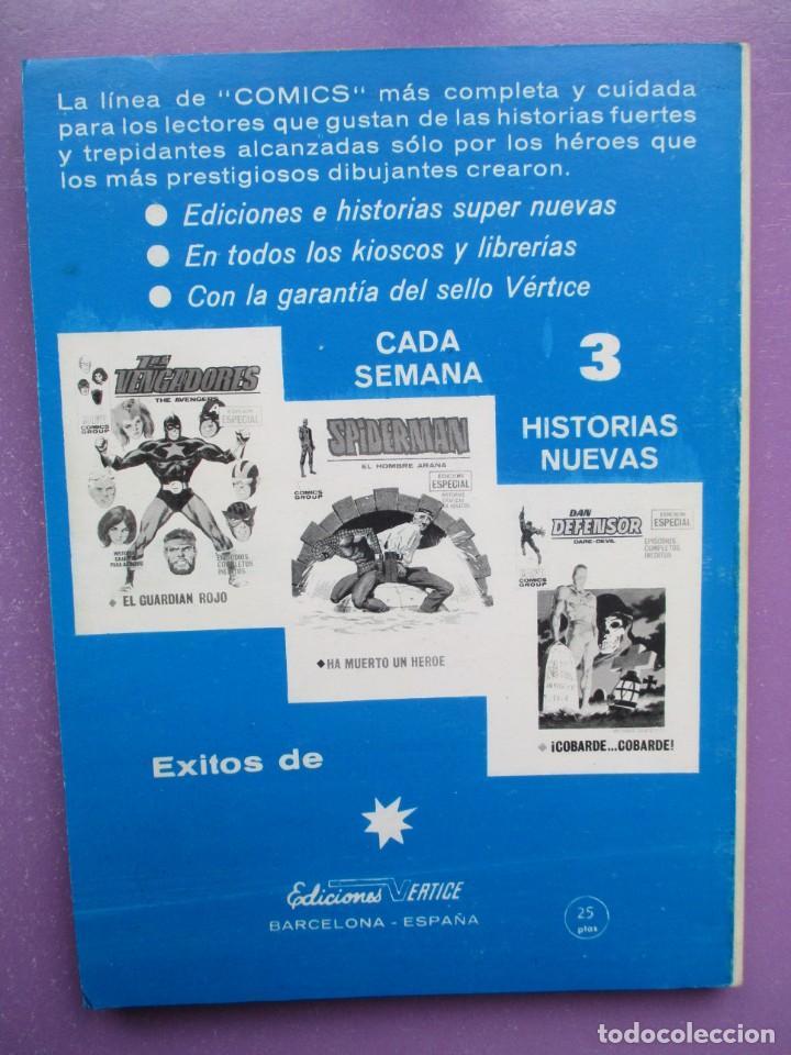 Cómics: CAPITAN AMERICA Nº 18 VERTICE TACO ¡¡¡ IMPECABLE ESTADO!!!! - Foto 4 - 236458240