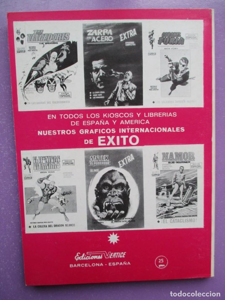 Cómics: CAPITAN AMERICA Nº 21 VERTICE TACO ¡¡¡ EXCELENTE ESTADO!!!! - Foto 4 - 236458970