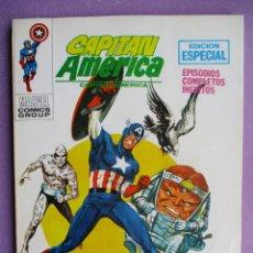 Cómics: CAPITAN AMERICA Nº 15 VERTICE TACO ¡¡¡ MUY BUEN ESTADO!!!!. Lote 236459875