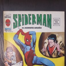 Cómics: COMIC - SPIDERMAN EL HOMBRE ARAÑA - VOL. 2 NUM 5 - VERTICE - LOPEZ ESPI - MARVEL COMICS GROUP. Lote 236528395