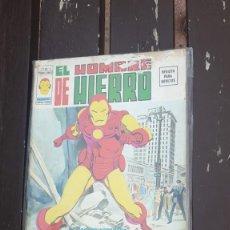 Cómics: EL HOMBRE DE HIERRO VOL 2 NÚMERO 1 VERTICE. MUY DIFICIL. VOLUMEN 2 IRON MAN VERTICE.. Lote 236533955