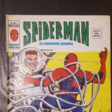 Cómics: COMIC - SPIDERMAN EL HOMBRE ARAÑA - VOL. 3 NUM 13 - VERTICE - LOPEZ ESPI - MARVEL COMICS GROUP. Lote 236539600