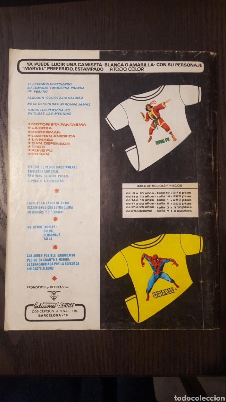 Cómics: COMIC - SPIDERMAN EL HOMBRE ARAÑA - VOL. 3 NUM 14 - VERTICE - LOPEZ ESPI - MARVEL COMICS GROUP - Foto 2 - 236547140
