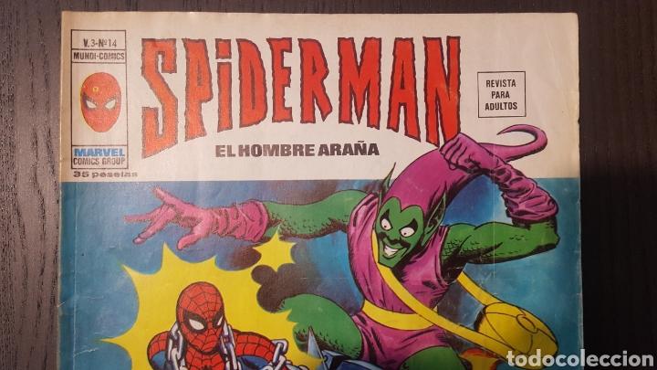 Cómics: COMIC - SPIDERMAN EL HOMBRE ARAÑA - VOL. 3 NUM 14 - VERTICE - LOPEZ ESPI - MARVEL COMICS GROUP - Foto 3 - 236547140