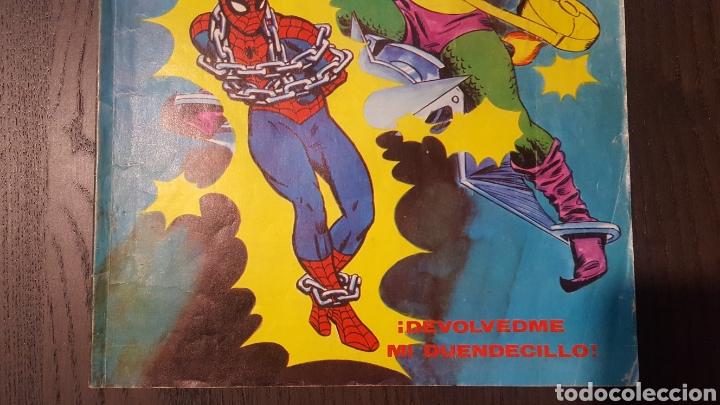 Cómics: COMIC - SPIDERMAN EL HOMBRE ARAÑA - VOL. 3 NUM 14 - VERTICE - LOPEZ ESPI - MARVEL COMICS GROUP - Foto 4 - 236547140