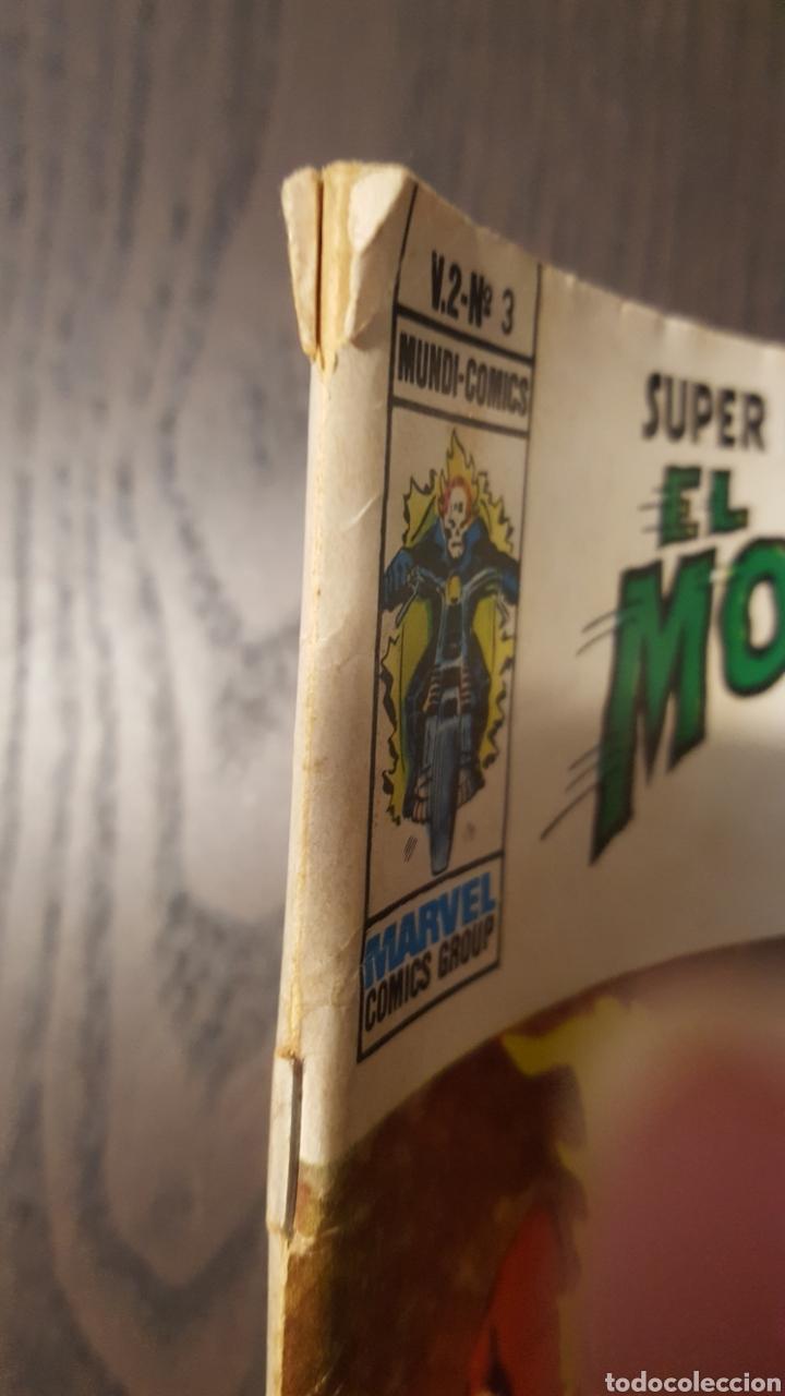 Cómics: COMIC - Super Heroes presenta El Moristasma - VOL. 2 NUM 3 - VERTICE - LOPEZ ESPI - MARVEL COMICS - Foto 3 - 236558645
