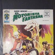 Cómics: COMIC - SUPER HEROES PRESENTA EL MORISTASMA - VOL. 2 NUM 3 - VERTICE - LOPEZ ESPI - MARVEL COMICS. Lote 236558645