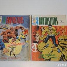 Cómics: LOS 4 FANTASTICOS. VOL 2, Nº24 Y VOL 3, Nº15. Lote 236568005