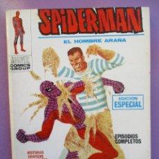 Cómics: SPIDERMAN Nº 2 VERTICE TACO ¡¡¡ MUY BUEN ESTADO!!!! 1ª EDICION. Lote 236644885