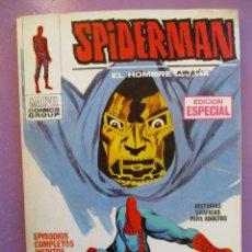 Cómics: SPIDERMAN Nº 3 VERTICE TACO ¡¡¡ MUY BUEN ESTADO!!!! 1ª EDICION. Lote 236645335