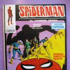Cómics: SPIDERMAN Nº 7 VERTICE TACO ¡¡¡ MUY BUEN ESTADO!!!! 1ª EDICION. Lote 236645835
