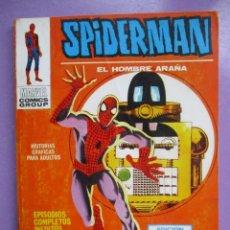 Cómics: SPIDERMAN Nº 4 VERTICE TACO ¡¡¡ BUEN ESTADO!!!! 1ª EDICION. Lote 236824310