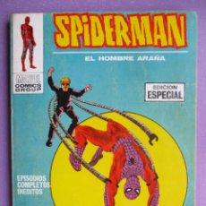 Cómics: SPIDERMAN Nº 5 VERTICE TACO ¡¡¡ BUEN ESTADO!!!! 1ª EDICION. Lote 236824880