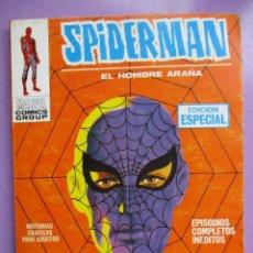 Cómics: SPIDERMAN Nº 6 VERTICE TACO ¡¡¡ BUEN ESTADO!!!! 1ª EDICION. Lote 236825230