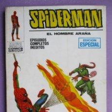 Cómics: SPIDERMAN Nº 8 VERTICE TACO ¡¡¡ BUEN ESTADO!!!! 1ª EDICION. Lote 236825555