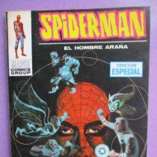 Cómics: SPIDERMAN Nº 10 VERTICE TACO ¡¡¡ BUEN ESTADO!!!! 1ª EDICION. Lote 236825940