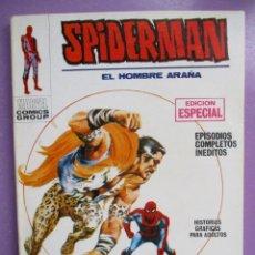 Cómics: SPIDERMAN Nº 13 VERTICE TACO ¡¡¡ BUEN ESTADO!!!! 1ª EDICION. Lote 236826320