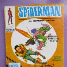 Cómics: SPIDERMAN Nº 15 VERTICE TACO ¡¡¡ BUEN ESTADO!!!! 1ª EDICION. Lote 236826565