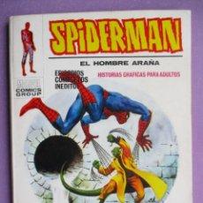Cómics: SPIDERMAN Nº 17 VERTICE TACO ¡¡¡ BUEN ESTADO!!!! 1ª EDICION. Lote 236827365
