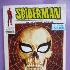 Comics : SPIDERMAN Nº 23 VERTICE TACO ¡¡¡ BUEN ESTADO!!!! 1ª EDICION. Lote 236827635