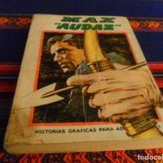 Cómics: VÉRTICE VOL. 1 EDICIÓN ESPECIAL MAX AUDAZ VOLUMEN Nº 1. 1973. 50 PTS.. Lote 236862155