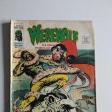 Comics: VERTICE ~ WEREWOLF ~ VOL 2 Nº 13. Lote 237067810