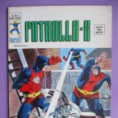 Cómics: PATRULLA X Nº 10 VERTICE ¡¡¡¡¡ BUEN ESTADO!!!!. Lote 237181075
