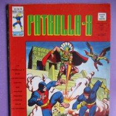 Cómics: PATRULLA X Nº 13 VERTICE ¡¡¡¡¡ BUEN ESTADO!!!!. Lote 237181710