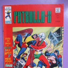 Cómics: PATRULLA X Nº 17 VERTICE ¡¡¡¡¡ MUY BUEN ESTADO!!!!. Lote 237182230