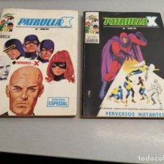 Cómics: PATRULLA X / NÚMEROS 1 Y 2 / VÉRTICE TACO. Lote 237265255