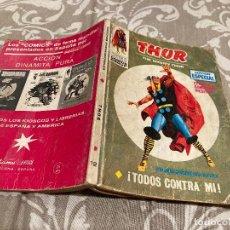 Cómics: THOR Nº 12 TODOS CONTRA MI - VOL 1 -VERTICE 1971. Lote 237354805