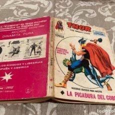 Cómics: THOR Nº 14 LA PICADURA DEL COBRA - VOL 1 -VERTICE 1971. Lote 237355825