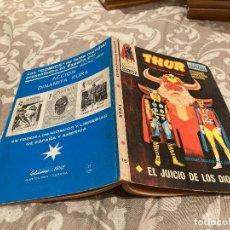 Cómics: THOR Nº 16 EL JUICIO DE LOS DIOSES - VOL 1 -VERTICE 1971. Lote 237357350