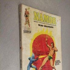 Fumetti: NAMOR Nº 22: EL FUEGO DE LOS CIELOS / VÉRTICE TACO. Lote 237359550