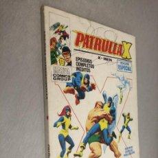 Fumetti: PATRULLA X Nº 17: ¡DESASTRE! / VÉRTICE TACO. Lote 237361265