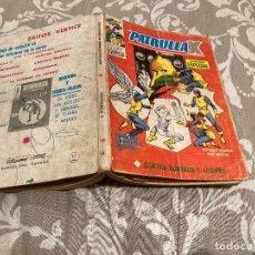 Cómics: PATRULLA X VOL 1 Nº9 CONTRA DOMINIUS Y LUCIFER - VERTICE 1970. Lote 237456075