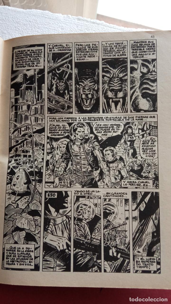 Cómics: SUPER HÈROES PRESENTA : Vº 2 Nº 3 EL MOTORISTA FANTASMA - 1974 EDI. VÉRTICE - Foto 7 - 237504555