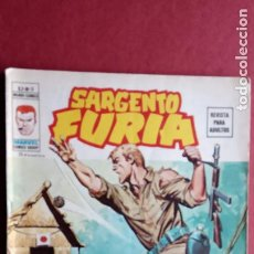 Cómics: SARGENTO FURIA Vº 2 Nº 8 - EDI. VÉRTICE 1974 -. Lote 237512930