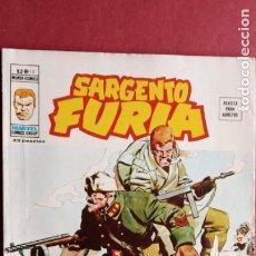 Cómics: SARGENTO FURIA Vº 2 Nº 10 - EDI. VÉRTICE 1974. Lote 237513195