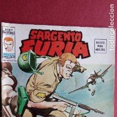 Cómics: SARGENTO FURIA Vº 2 Nº 9 - EDI. VÉRTICE 1974. Lote 237513770