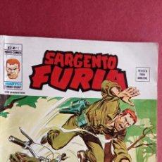 Cómics: SARGENTO FURIA Vº 2 Nº 12 EDI. VÉRTICE 1974. Lote 237514315
