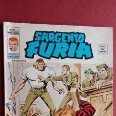 Cómics: SARGENTO FURIA Vº 2 Nº 15 EDI. VÉRTICE 1974. Lote 237515050