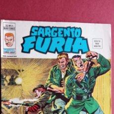 Cómics: SARGENTO FURIA Vº 2 Nº 24 - EDI. VÉRTICE 1974 MUY BUEN ESTADO. Lote 237515360