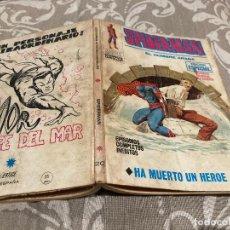 Cómics: SPIDERMAN VOL1 Nº 20 HA MUERTO UN HEROE - VERTICE. Lote 237522405