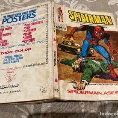 Cómics: SPIDERMAN VOL1 Nº 39 SPIDERMAN ASESINO - VERTICE 1971. Lote 237523965
