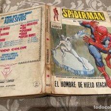 Cómics: SPIDERMAN VOL1 Nº 40 EL HOMBRE DE HIELO ATACA - VERTICE 1972. Lote 237524580