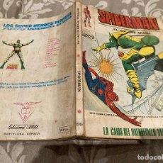 Cómics: SPIDERMAN VOL1 Nº 55 LA CAIDA DEL DUENDECILLO VERDE - VERTICE 1974. Lote 237525315