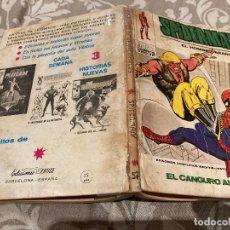 Cómics: SPIDERMAN VOL1 Nº 57 EL CANGURO AL ACECHO - VERTICE 1974. Lote 237525990