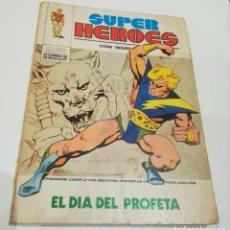 Cómics: SUPER HEROES. Nº 1. WARLOCK EL DÍA DEL PROFETA. EDICIONES VERTICE. Lote 237582200