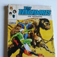 Cómics: LOS VENGADORES 35 EL HOMBRE MONO ATACA VERTICE. Lote 237699910
